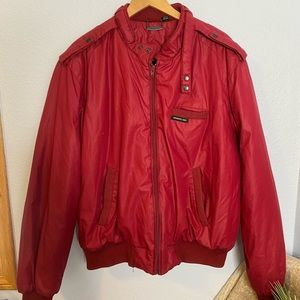 Members Only jacket light coat size 44